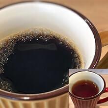 オーガニックコーヒーとおオーガニック紅茶